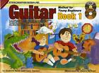 Progressive Guitar Method For Young Beginners Book and CD