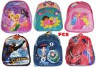 Disney Bag A4 Backpack Rucksack School trip Nursery Playgroup Satchel 40 x 30 cm