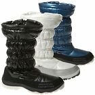 LADIES WARM WINTER SNOW BOOTS SKI FUR THERMAL NEW WELLINGTON BOOT WOMENS SIZES