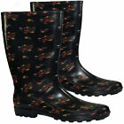 LADIES WARM WINTER SNOW BOOTS WELLINGTON WELLIES BOOT WOMENS SHOES SIZE 3-8 UK