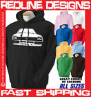 MK1 XR2 FIESTA CLASSIC FORD RETRO CAR HOODIE DTG ALL SIZE&COLOURS AVAILABLE R24