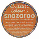 18ml Classic SNAZAROO FACE PAINTS 36 Shades Fancy Dress Party Theatre Makeup