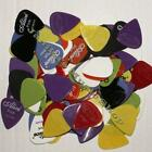 GUITAR PICKS ASSORTED NYLON PLECTRUMS ALSO FOR MANDOLIN BANJO ELECTRIC BASS NEW