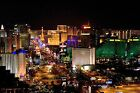Las Vegas Strip USA Canvas Pictures Cityscape Wall Artwork Prints All Sizes
