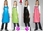 GROOMER BARBER STYLIST RUBBER Grooming Water,Hair,Stain Proof HEAVY DUTY APRON