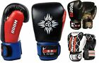 Boom Pro Kids Boxing Gloves Junior Punch Bag Leather Glove ,MMA Trainining Kids