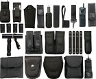 Police Officer EMS Security Duty Belt Pouches & Rigs