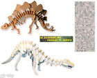 IQ Assembling Products Wooden Dinosaurs Series Quality Wood Model Kits No Glue