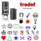 LOYALTY CARD RUBBER STAMP FOR CAFE, SHOP, CLUB, SCHOOL,CAR WASH  etc SELF INKING