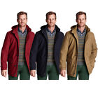 LANDS' END Herren Winterparka Winterjacke Herrenjacke Parka in vielen Farben