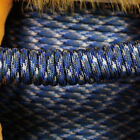 550 PARACHUTE CORD - 30 COLORS - 10, 20, 50, 100 FT - 7 STRAND - USA MADE