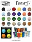 Mehron Fantasy FX Face Paint Make-up - Assorted Shades- 30ml