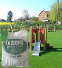 HARD-WEARING BACK LAWN TOUGH LAWN GRASS SEED PLAY AREAS CHILDREN DOGS CERTIFIED