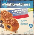 WEIGHT WATCHERS SNACK CAKES LOW CALORIE POINTS HIGH FIBER SNAKS ~ PICK ONE