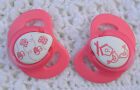PJs ♥♥ Lil Chick / Bee  ♥♥  DUMMY PACIFIER SOOTHER + MAGNETS  4 REBORN BABY DOLL