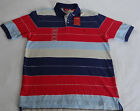 NWT IZOD LUXURY SPORT MENS POLO/ RUGBY S/S  MULTI COLOR AND SIZES 100% COTTON