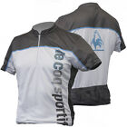 Lecoq Sportif Short Sleeve Cycling Bicycle Jersey
