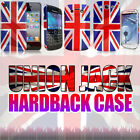 UNION JACK UK FLAG HARDBACK STYLE HARD BACK CASE