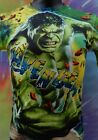 Marvel The Avengers Incredible Hulk Boy's 100% Polyester T-Shirt