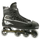 Mission Axiom G7 Roller Hockey Goalie Inline Skate *NEW* Various Sizes