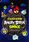 ANGRY BIRDS SPACE Stickerserie komplett