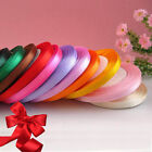 NEW 22 Metres of Satin Ribbon 15mm in Multiple Colours sold by rolls