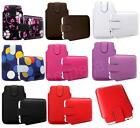 L- SECURE POUCH CASE COVER HOLSTER WALLET SKiN fOr SONY ERiCSSON VARiOUS MODEL