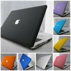 "NEW 10 Colors Rubberized Hard Case Cover For Macbook Pro 13"" /13.3inch"