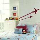 Red Arrows Boys Wall Transfer / Interior Bedroom Art / Big Boys Wall Sticker x07