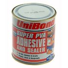 UniBond Super PVA Adhesive & Sealer / Primer - All Sizes