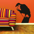 Elvis Presley Wall Sticker Decal Art Transfer Graphic Stencil Vinyl Decor UK ce6