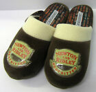 MENS NOVELTY SLIPPERS CORONATION STREET ( NEWTON AND RIDLEY MULE SLIPPER)
