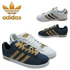 New Men's Adidas Athletic Originals Derby Court Shoes Sport Trainer Size UK 7-12