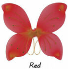 """16""""x19"""" Fairy Wings Butterfly dress up Tinker Bell Halloween Costume USA"""