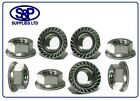 M4 - M12 STAINLESS STEEL HEXAGON SERRATED FLANGE NUT 4MM TO 12MM ST/STEEL