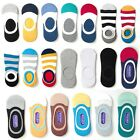 myglory77 1pair Mens Stripe LOAFER Socks Shoes Dress Casual Crew Ankle sock lot