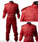 CIK Level 2 KART Suit RED all ADULT sizes