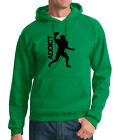 Football Addict NFL Sports College High School Pro Pullover Hoodie S-3XL