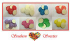 SPECKLES FRECKLES on WHITE CHOCOLATE LOLLIES 1kg PICK A COLOUR BULK CANDY BUFFET