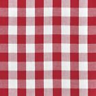 "15 Yards Checkered Fabric 60"" Wide Gingham Buffalo Check Tablelcoth Fabric Decor"