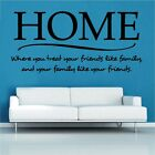 Home Decal Vinyl Wall Sticker Art Home Sayings Popular