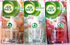 3 X AIRWICK Air wick PLUG IN refill Air Freshener - SELECT THE FRAGRANCE 3 Pack