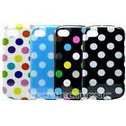 New Polka Dot Rubber Gel Case Cover for Blackberry Q10