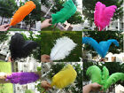 10PCS Quality Natural OSTRICH FEATHERS 14-16inch/35-40cm Color Selection