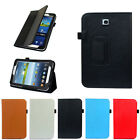 "Special Leather Case Cover Stand For Samsung Galaxy Tab 3 7.0"" 7"" Tablet P3200"