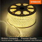PREMIER LED Waterproof 230v Warm White SMD 3528 Strips Rope Lights 5m 10m 15m 20