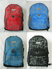 JEEP BACKPACK MULTI-FUNCTION CABIN SIZE COLLEGE HIKING SCHOOL OUTDOOR