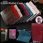Luxury Croco Leather Stand Case for Asus Google Nexus 7 FHD 2nd Gen 2013