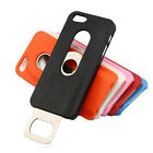 Color Slim Hard Case Protective Guard+Tough Metal Bottle Opener for iPhone 5 5S