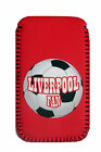 Liverpool Football  PHONE CASE POUCH Fits Samsung Galaxy s2,s3,s3mini,s4& s4mini